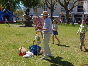 Maler Woche Domburg