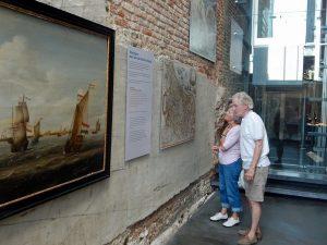 Besucher im MuZEEum von Vlissingen
