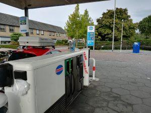 Tankstelle in Koudekerke
